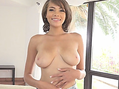 Casting nubiles hot girls Tysen and Cassidy unleashed lesbian feelings