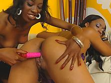Ebony lesbos nasty toy porn softcore xxx on live cam