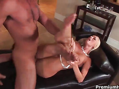 Amazing Lichelle gets banged