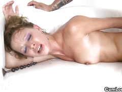 Submissive Whore Billie Jo gets lost in rough Fuck