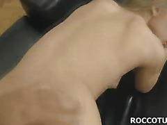 Sucking  big dick slowly