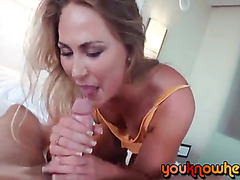 Tying up Carter Cruise by her BF