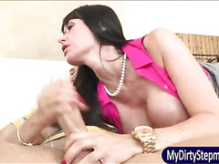 Heather Night 3some with MILF Eva Karera