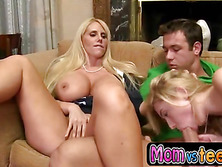 MILF scores with a 3 way