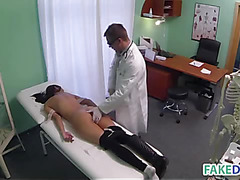 Fake doctor cures headache