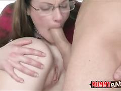 Chloe Foster and Samantha Ryan threesome