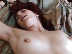 Lilian Feirah anal fucked and facialed