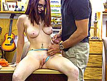 Jenny takes revenge with pawnshopkeeper