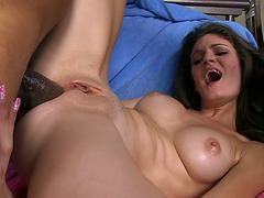 Monica Sexxxton takes a fucking huge monstercock in her ass