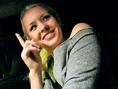 Lost teen at night Lola Taylor fucked