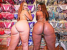 Big ass Nikki Stone and Bella