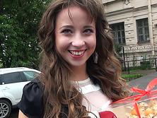 Teen cutie Taissia Shanti amateur anal