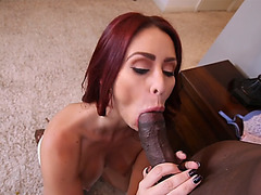 Sweet chick Monique Alexander fucking