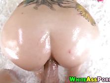 Big booty ho Casey Cumz anal screwed up