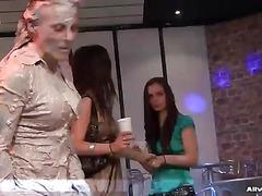Dirty Duo Turns Into Mud Brawl