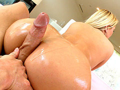 Anal princess Katja Kassin ass pounded