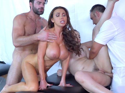 massage babe porn