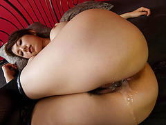 Perfect cam show along horny Japanese Yui Hatano