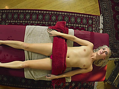 Blondie gets a special treatment tonight, what would you do with her?