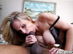 Big Black Cock Nailing Sweet Ass Hard