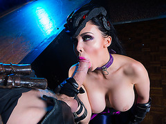 Watch hardcore Aletta Ocean eats u Dannys Ds huge stidd cock