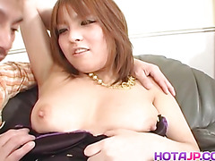 Arisa Minami is fucked in fingered nooky