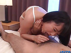 Sex in amazing modes with sexy milf Mari