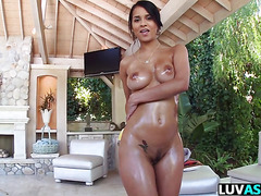 All Natural Brazilian Booty Abby Lee Brazil