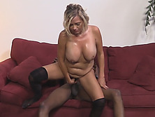 Angry hot milf scolded step daughter big black cock boyfriend