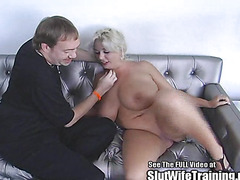 Big Tit Claudia Marie Pays Dirty D for Dick