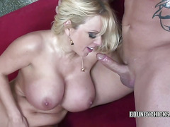Harmony Bliss gets her mature twat fucked