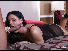 Hot milf loves His Meat Stick