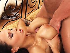 titfuck with big breast babe Dominno