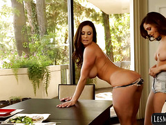 Busty Step Moms Love to Fuck with Their Lesbian College Cuties Ariana Marie, Kendra Lust, Reena Sky, Chanel Preston, India Summer, Rebel Lynn, Casey Calvert
