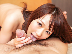 amateur cam sex with tight beauty Hitomi Oki