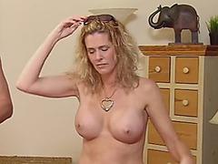 She wants to taste those boobs to make boners pop