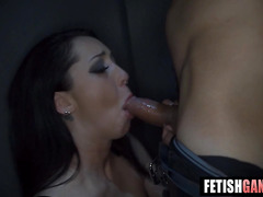 Teen Picked up and Fucked with in Elevator