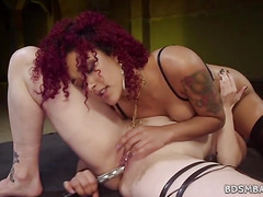 BDSMbase - Bella Rossi punished by mistress Daisy