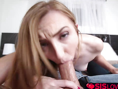 Gracie May Green And Her Stepbro Get It On