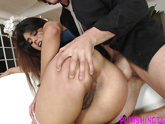 Fetish latina ass spanked