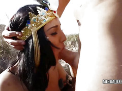 Aimee Black gets her little twat pounded