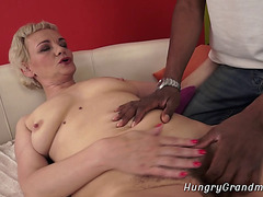 Dirty Mature Banged by a Black Man