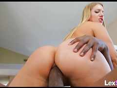 Lex goes up Her Asshole