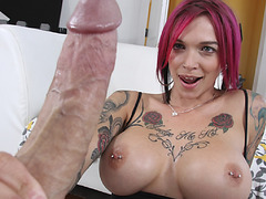 Anna Bell Peaks banging body