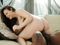 Chanel Prestons pussy ride on top of Rob Piper