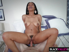 Screwing Hot Dark Sweety Jenna Foxx