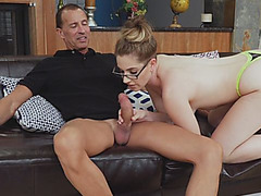 Blowing each other's dads and fucked like never before