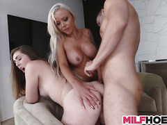 Sultry Stepmoms Triangle Of Love