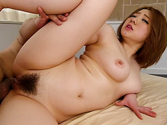 Big assed Alice Ozawa fucked in a japan blowjob video - More at javhd.net