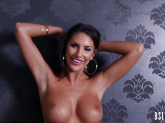 Big Tit Babe Enjoys a Big Cock in Her Wet Pussy